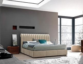 מיטה מרופדת דגם ארמני - לקבלת הצעה