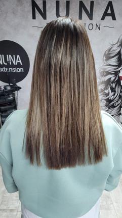 שיער טבעי ואמיתי במחיר מבצע