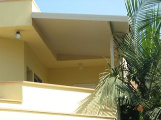 גגות מבודדים למרפסות
