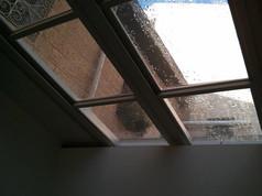 גג פתיחה חשמלי עם זיגוג זכוכית שקופה