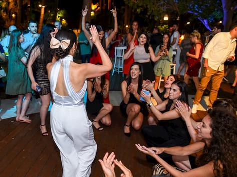 חתונה בקורונה בגן אירועים - גן החורשה