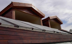 פתיחת חלונות לגג רעפים לתוספת קומה