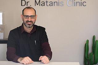 """רופא שיניים בקריות - ד""""ר מועין מטאנס"""