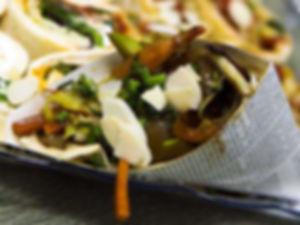 מיני טורטיות מקסיקניות בשרי - מגשי אירוח בשריים של איט איט