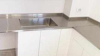 כיור נירוסטה למטבח