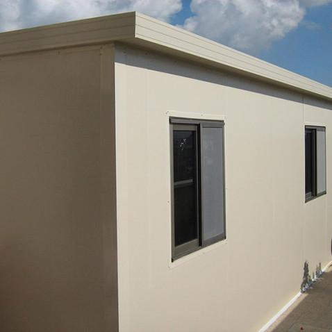 בניית יחידת דיור על הגג בשיטת הבניה הקלה