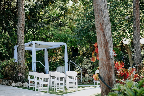חתונת בוקר בגני אירועים