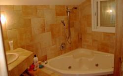 תוספת בנייה קלה - הוספת חדר אמבטיה