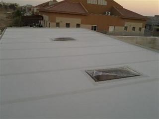 גג מבודד