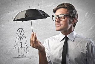 הגנה על העסק ובעליו