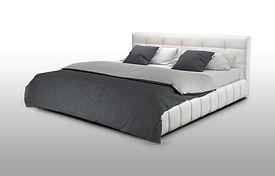 מיטה מרופדת אוון
