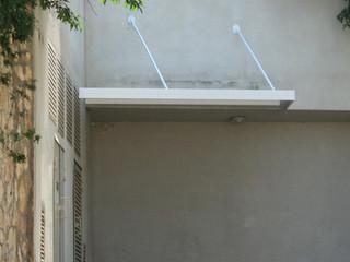 גג מבודד תלוי