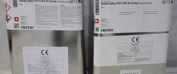 RASCORFLEX PU110X