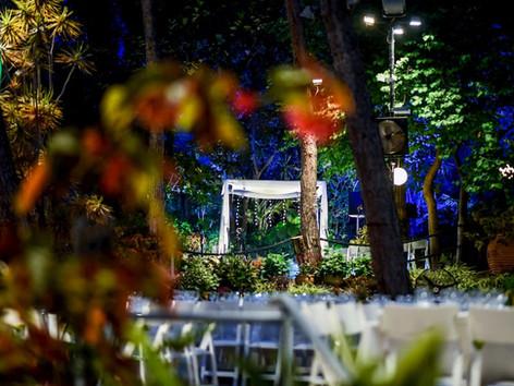 חתונות אביב בגני אירועים - גן החורשה
