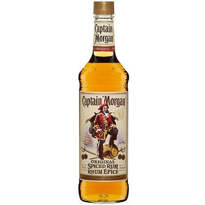 רום קפטן מורגן ספייס 1 ליטר Captain Morgan Spiced