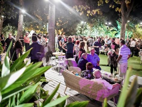 גן אירועים בצפון לחתונה - גן החורשה