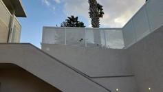 גדר מאלומיניום לבית