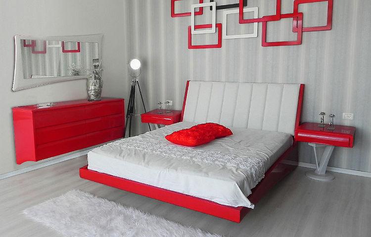 חדר שינה סריניטי