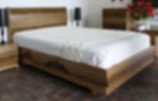 מיטה מעוצבת - שרון