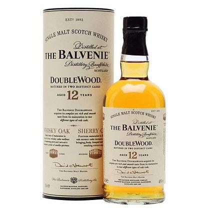וויסקי סינגל מאלט בלוויני 12 דאבל ווד The Balvenie 12 Double Wood