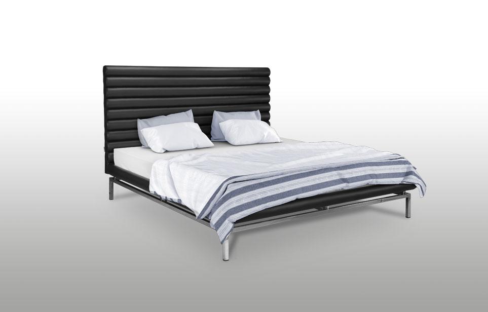 מיטה מרופדת אנטוני