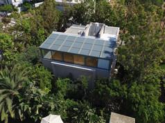 גג הזזה חשמלי