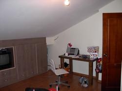 עיצוב חדר עבודה בעליית הגג - תוספת ב
