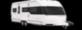 קרוואן נגרר HOBBY דגם פרימיום 650 UKFe