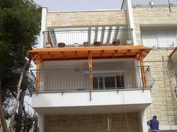 פרגולות במרפסות
