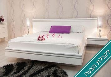 מיטה מעוצבת - דאור - לקבלת הצעה