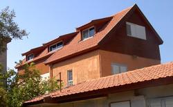 בניית גג רעפים ותוספת קומה