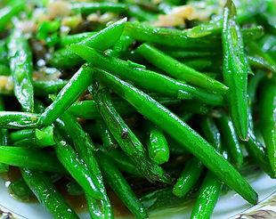 שעועית ירוקה פרווה