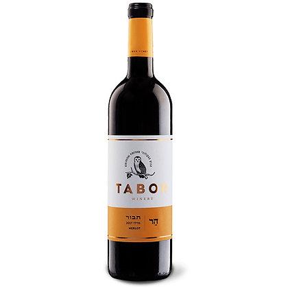 יין תבור הר מרלו 2017 Tabor Har Merlot