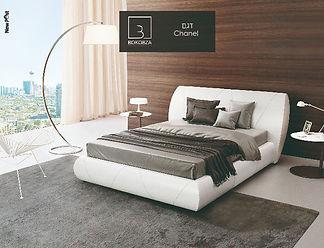 מיטה מרופדת דגם CHANEL - לקבלת הצעה