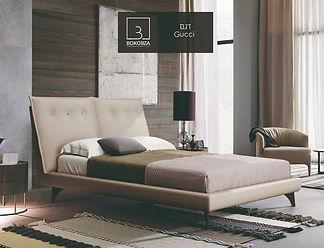 מיטה מרופדת דגם Gucci - לקבלת הצעה