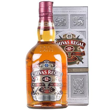 וויסקי שיבאס ריגל 1 ליטר Chivas Regal
