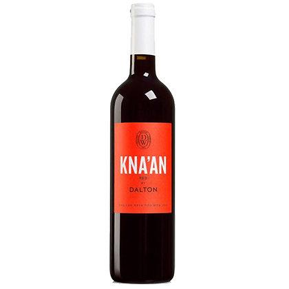 יין כנען אדום דלתון 2018 Dalton Kna'an Red