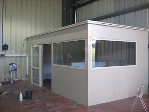 בנייה קלה - משרד
