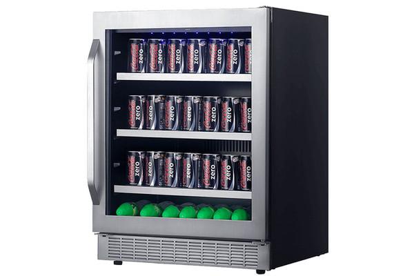 מקרר משקאות בנוי 146 ליטר