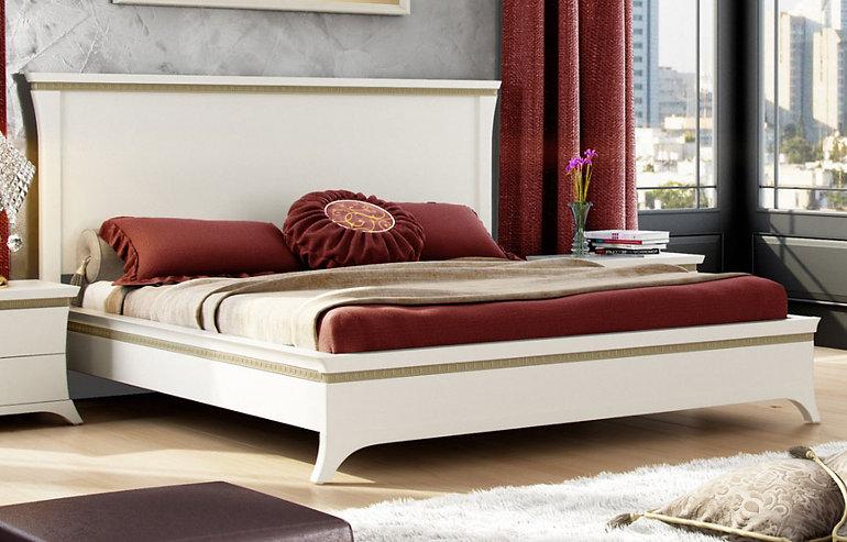 מיטה מעוצבת - קטליה