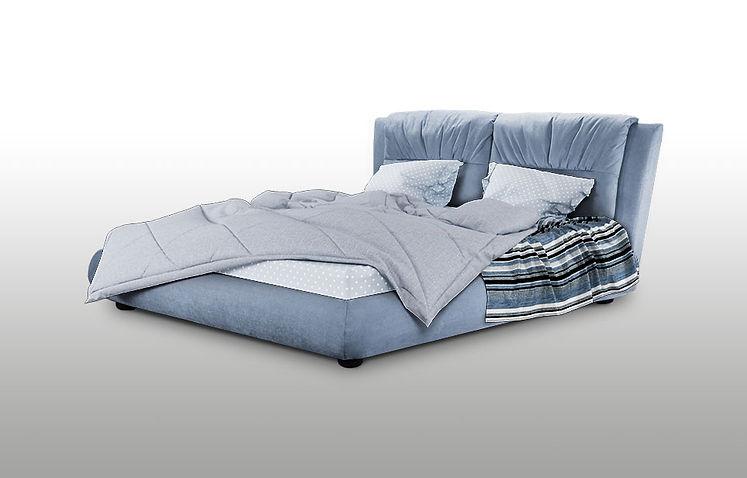 מיטה מרופדת ג'ודי