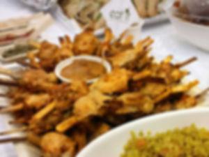 פרגית במרינדה אסייתית - מנות בשריות מהמטבח החם של קייטרינג איט איט