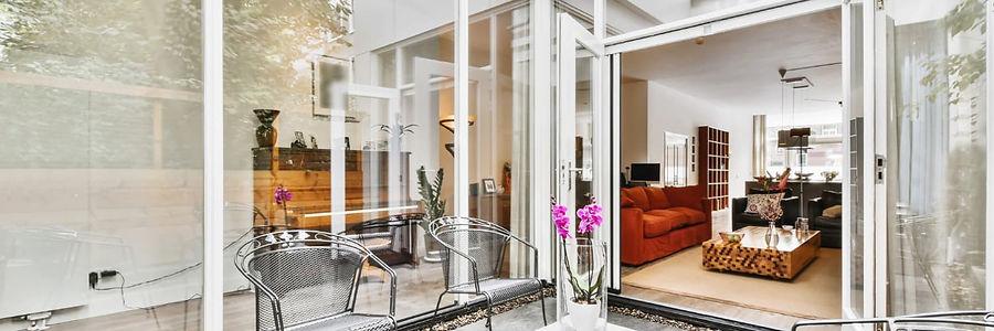 דלתות אלומיניום וזכוכית