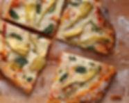 מגש אירוח מיני פיצות - פיציליה