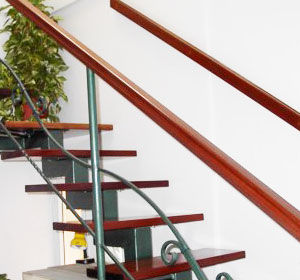 בניית מדרגות - בנייה קלה