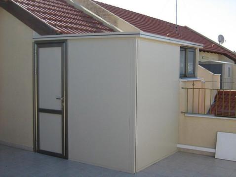 הרחבת הבית באמצעות בנייה קלה