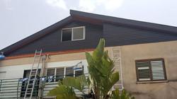 תוספת בנייה של עליית גג