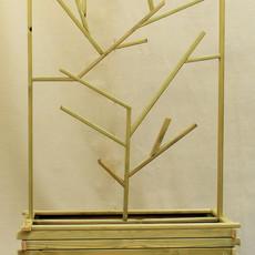 אדנית קיר צומח דגם סיטי