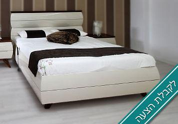 מיטה מעוצבת - אנט - לקבלת הצעה