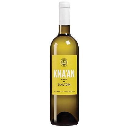 יין כנען לבן חצי יבש דלתון Dalton Kna'an White